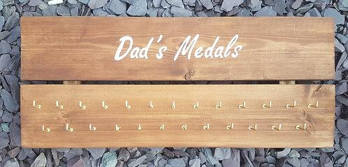 'Dad's Medals' Medal Hanger