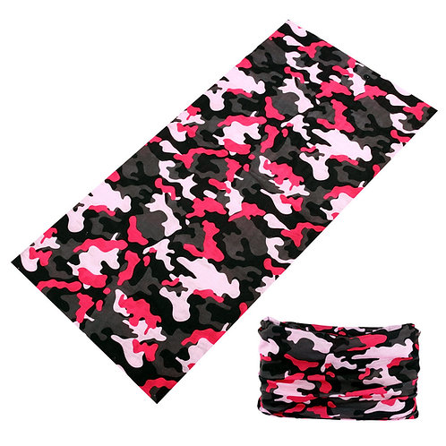 Pink Camo Snood