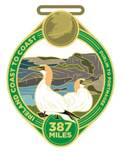 Irish Coast to Coast Challenge