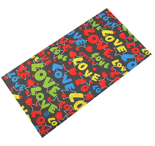 'All you Need is Love' Snood