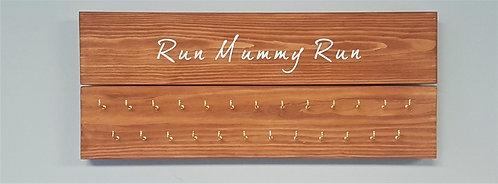 'Run Mummy Run' Medal Hanger