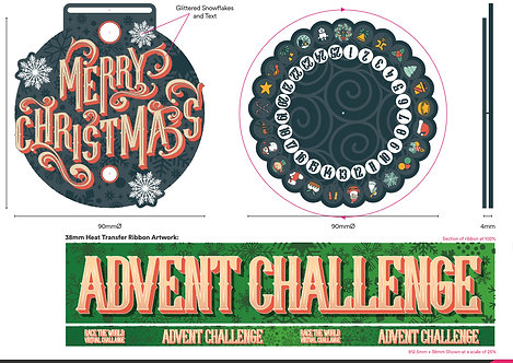 Christmas Advent Challenge
