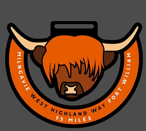 West Highland Way Challenge