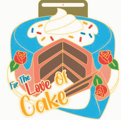 For the Love of Cake Macmillan Fundraiser