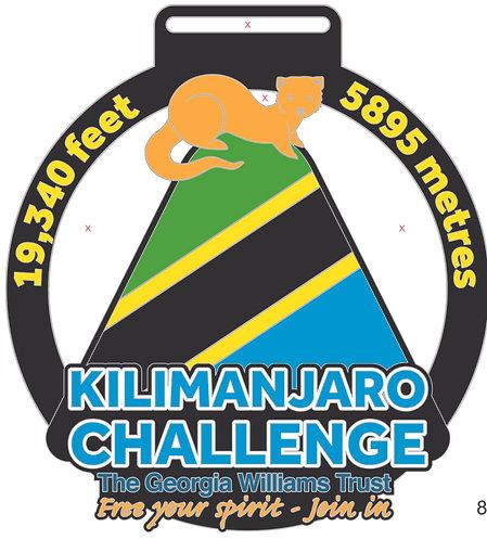 Georgia Williams Kilimanjaro Challenge