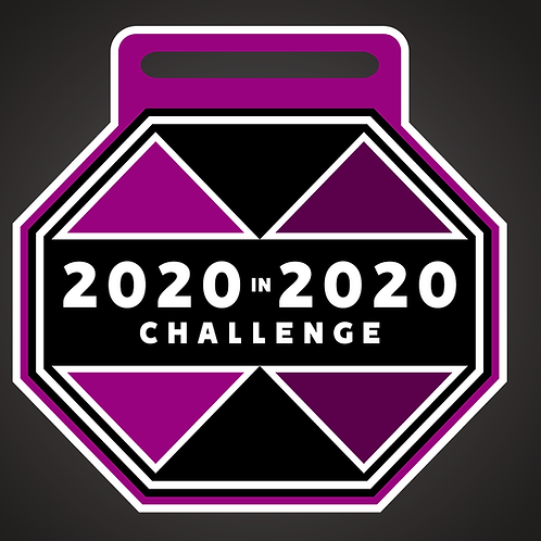 2020 KMs in 2020 Challenge