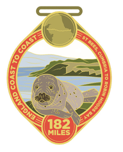 England's Coast to Coast Challenge