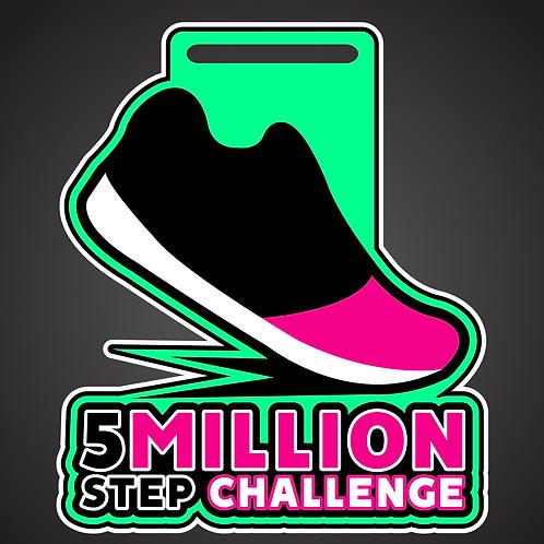 5 Million Step Challenge