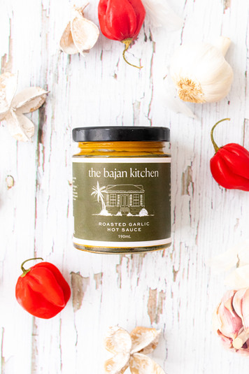 Marianne Haggstrom Food Photography | The Bajan Kitchen Hot sauce