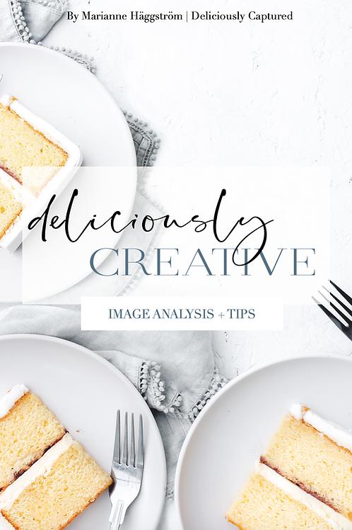 Deliciously Creative - Image Analysis - Dalgano Coffee - Food Photography