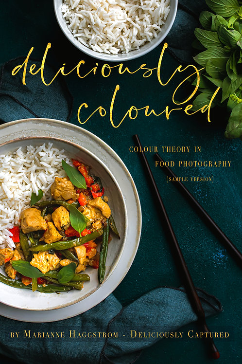 Deliciously Coloured - Colour Theory in Food Photography (sample)
