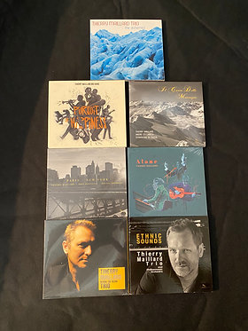 Pack Discographie Thierry Maillard