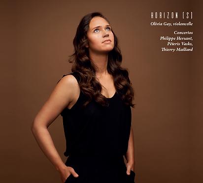 Olivia Gay - Horizon[s] (CD) Classique