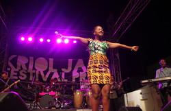 Kriol Jazz Festival-Springtime 2015