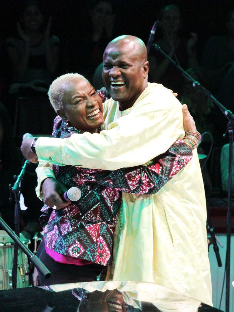 Angelique Kidjo & Ismael Lô