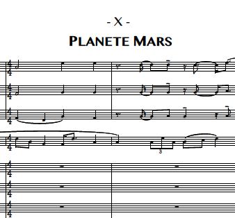 10. Planete Mars (Trombone 2)