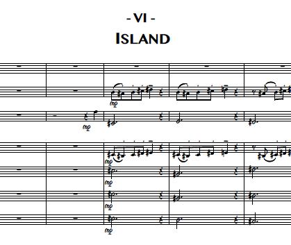 6. Island (Piano)
