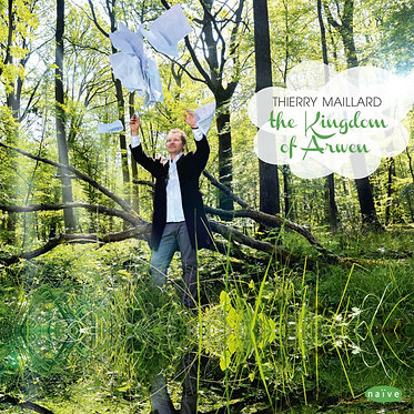 Thierry Maillard - The Kingdom of Arwen (CD)