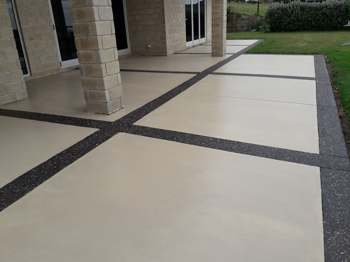 Concrete Finishes