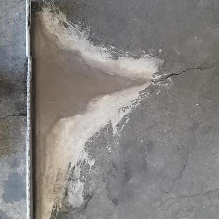 Factort floor after