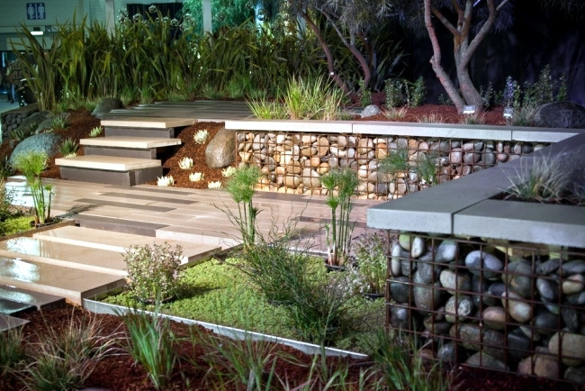 step landscaping