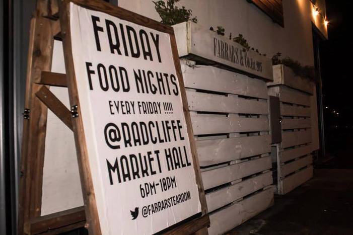 Friday Food Nights
