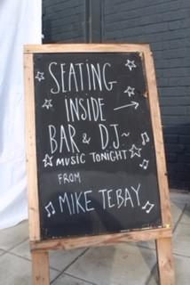 Bar and DJ at Friday Food Night | Radcliffe Market