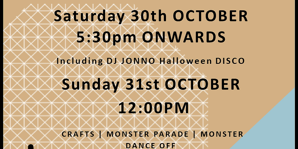 Halloween Party Weekend