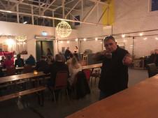 Smug Roberts at Radcliffe Market