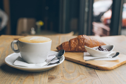 Breakfast at Farrar's Cafe