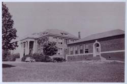 School Building with Annex 1939