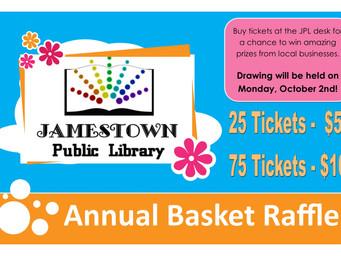 Annual Basket Raffle in September