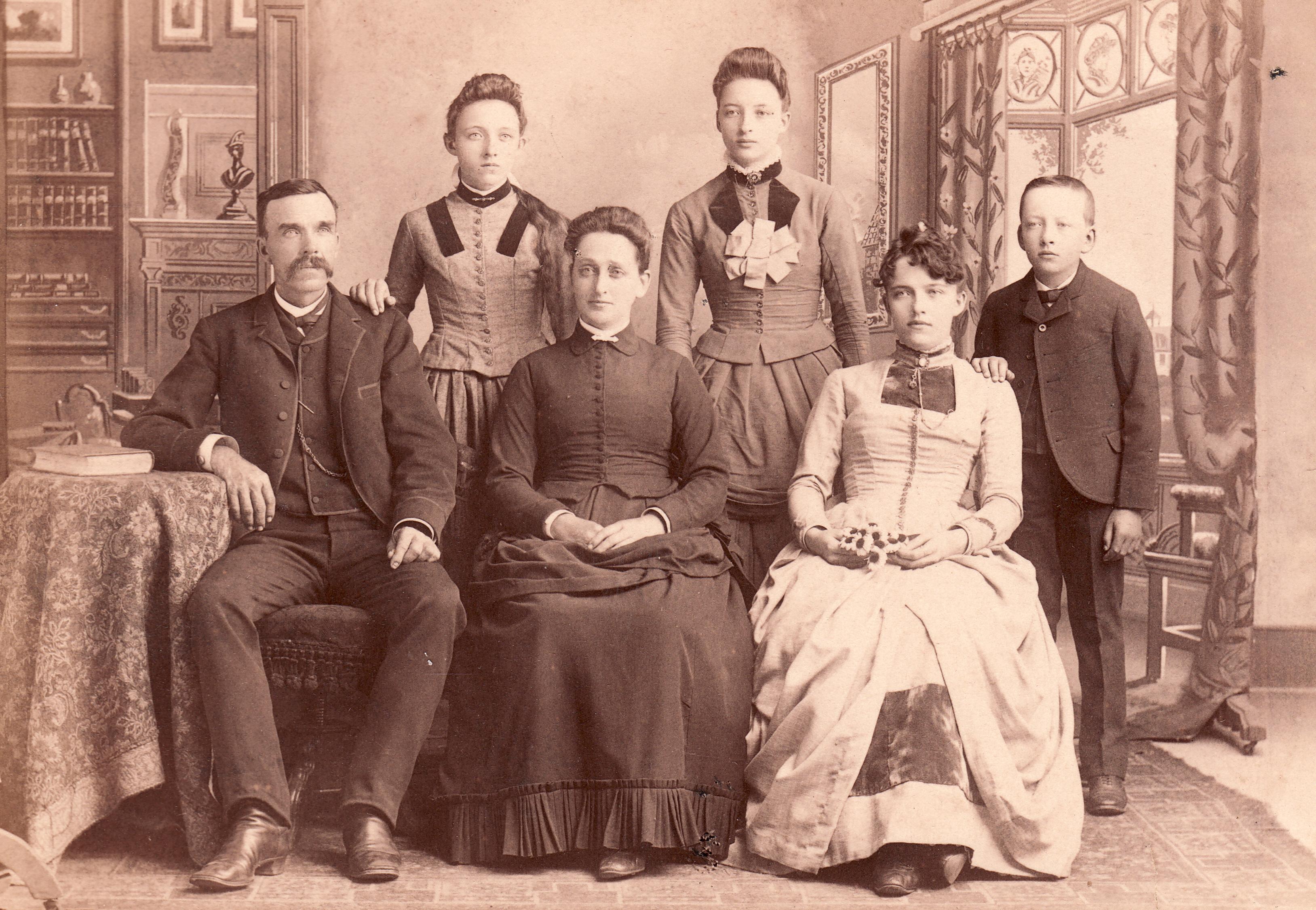 ancestor appreciation jamestown library