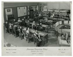 Jamestown Elementary School 1959-60