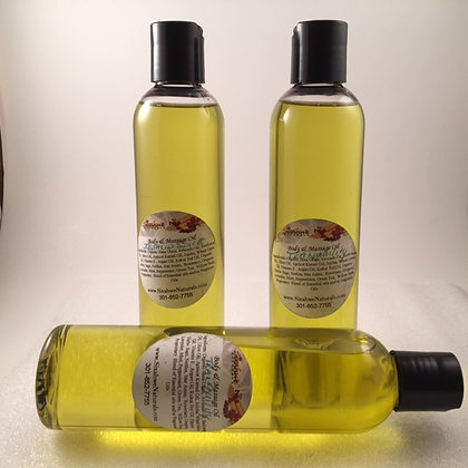 Body & Massage Oil for Women