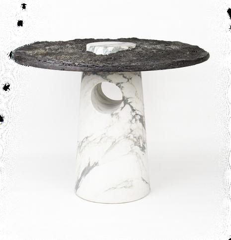 Caposaldo, coffee table / Ø50 h45 cm