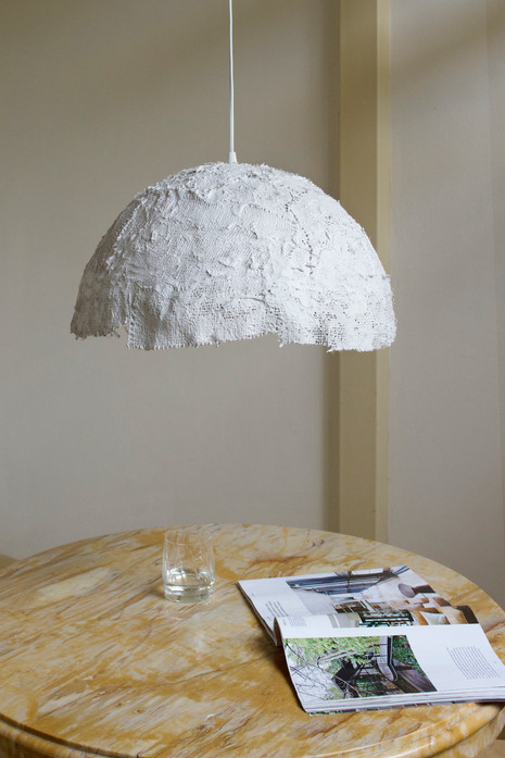 Rags, ceiling lamp / Ø50 h25 cm