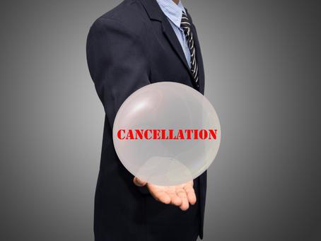 Cancelling a U.S. Trademark Registration