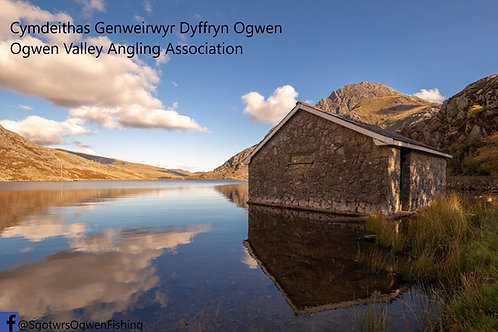 Tocyn Dydd Llynnoedd Uwch (Oedolyn)