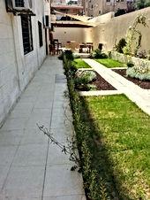 شقة أرضية للبيع في عمان الرابية بسعر مناسب