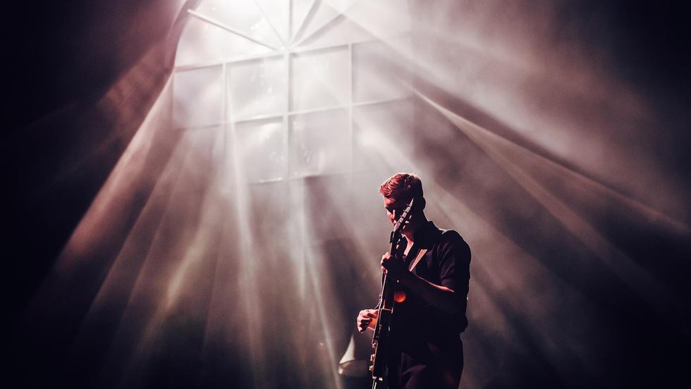 F-The O2 - George Ezra - 19th March 2019