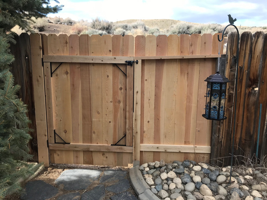 Fence and gate replacement/repair