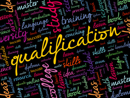 What is the difference between a qualification and accreditation?