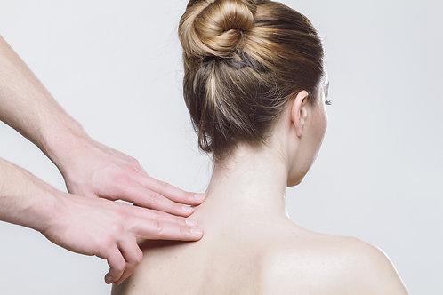Deep Tissue Massage -Editable PowerPoint