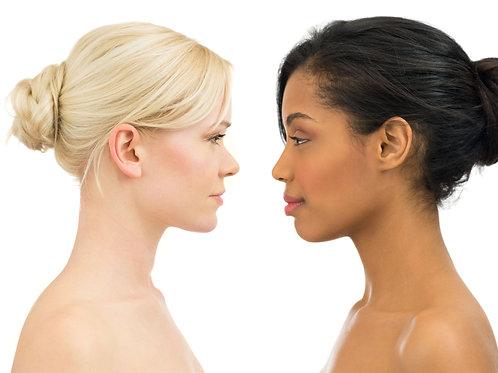 Face Anatomy & Physiology Editable Powerpoint