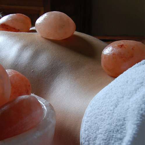 Himalayan Salt Stone Massage Editable Training Manual