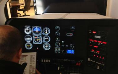 Instrument Rating Simulator