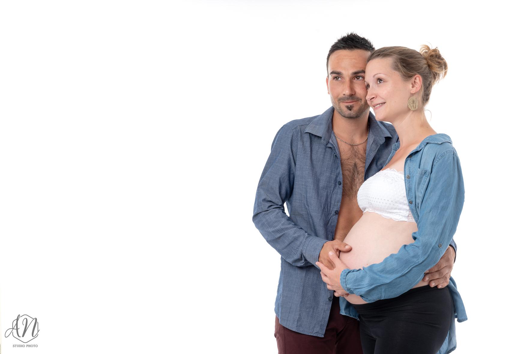 Shooting photo maternité
