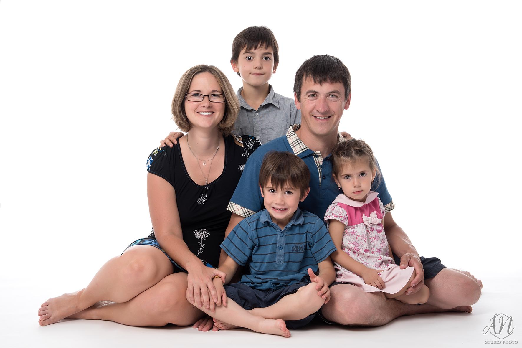 Portrait de famille Niort