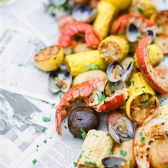 Country Seafood Boil
